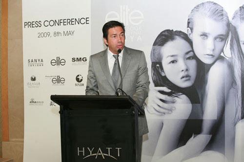 2009Elite世界精英模特大赛启动 中国区移师巴黎