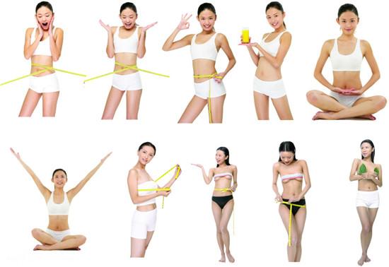 模特减肥如何复食_超人气瘦身广告模特万骥南阳爱玩团36行社区