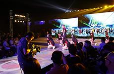 京东·新面孔模特大赛(北京)总决赛落幕