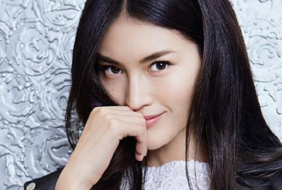 她才是中国第一美腿超模