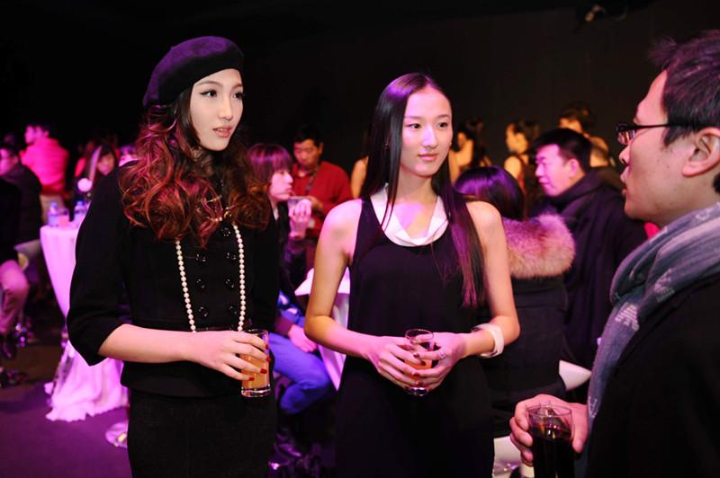 大赛,新面孔,中国模特
