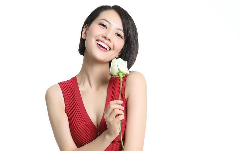 明星,高圆圆,京城第一美女,写真
