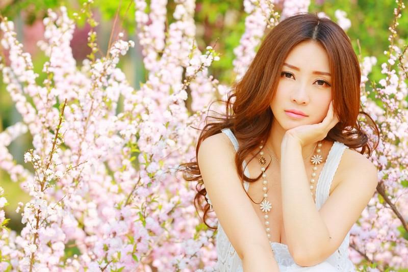 柳岩,春夏,透视写真,美女