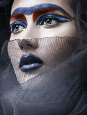 印尼风法老妆容系列