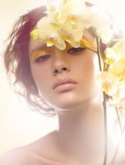 唯美花仙子嫩肤妆容时尚