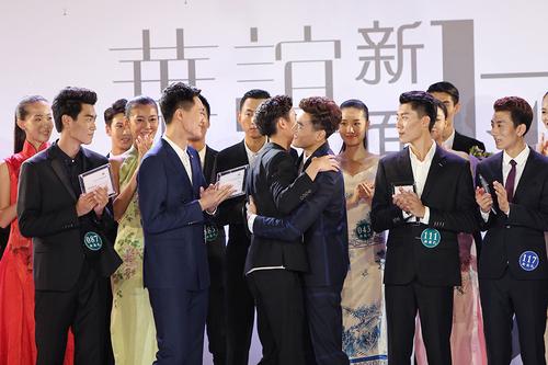 华谊新面孔模特大赛获奖选手