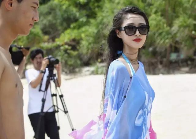 华谊新面孔,模特大赛