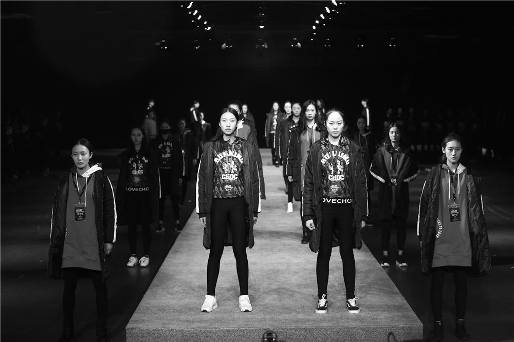 2016星美新面孔模特大赛彩排花絮
