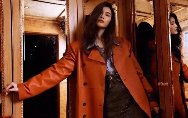 超模何穗带你走进意大利米兰时尚街头!