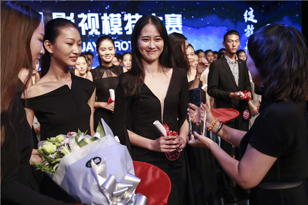 模特大赛,华谊新面孔影视模特大赛