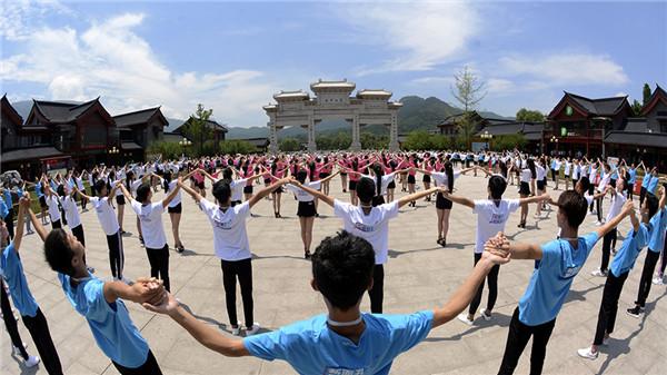 模特大赛:郑州选手外拍